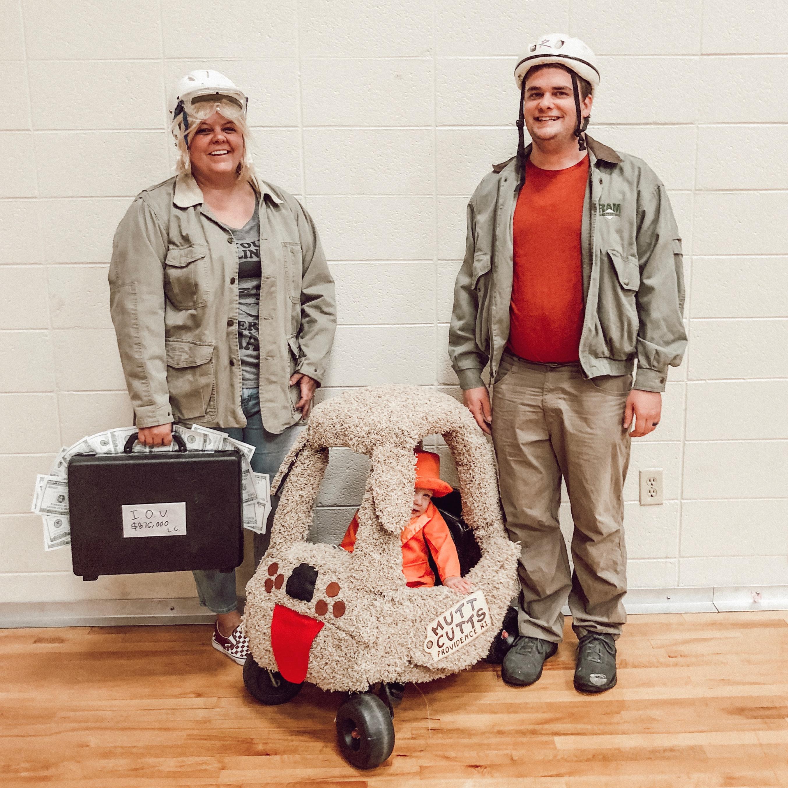 Lloyd Christmas- Dumb & Dumber Halloween Costume!